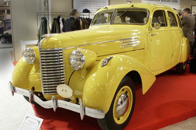 1939 berliet 11 cv type dauphine