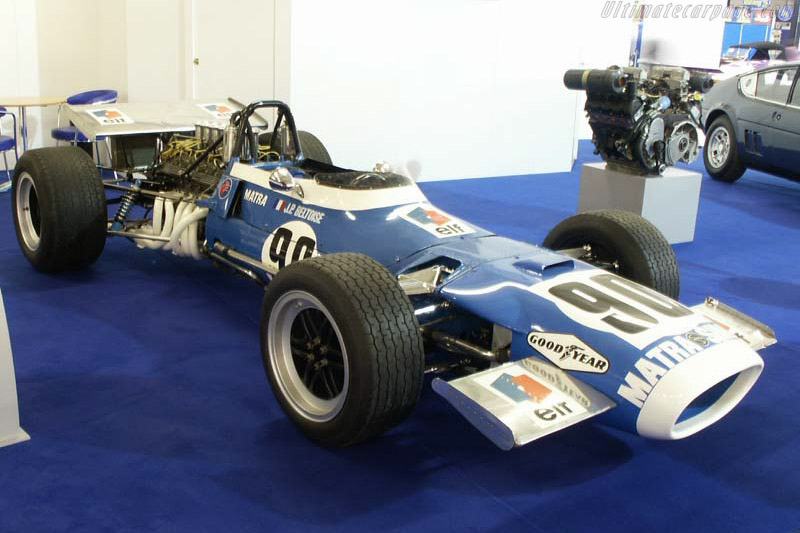 Click here to open the Matra MS11 gallery
