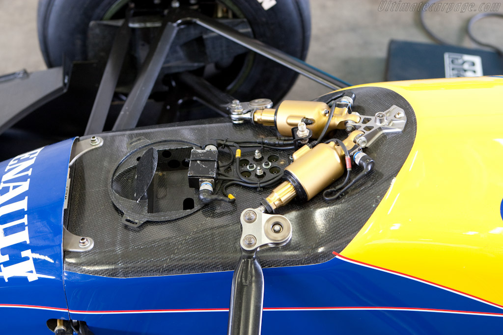 Williams FW15C Renault - Chassis: FW15C-5  - 2009 Modena Trackdays