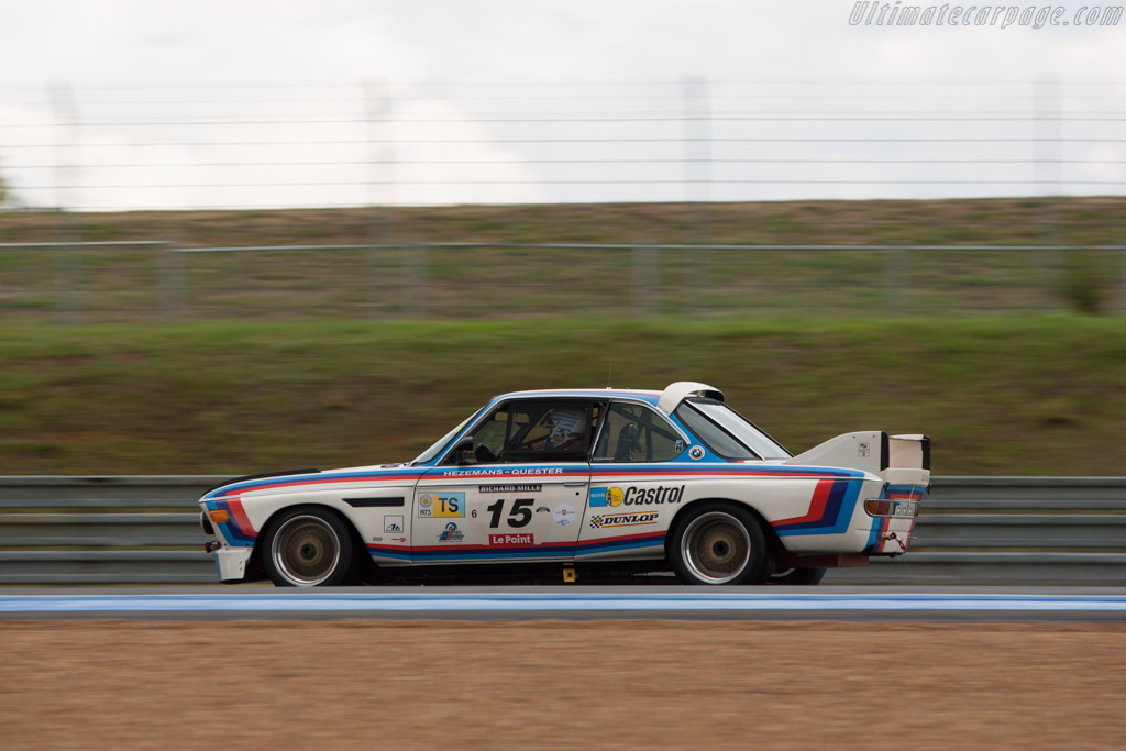BMW 3.0 CSL Group 2 Works - Chassis: 2275997   - 2012 Le Mans Classic