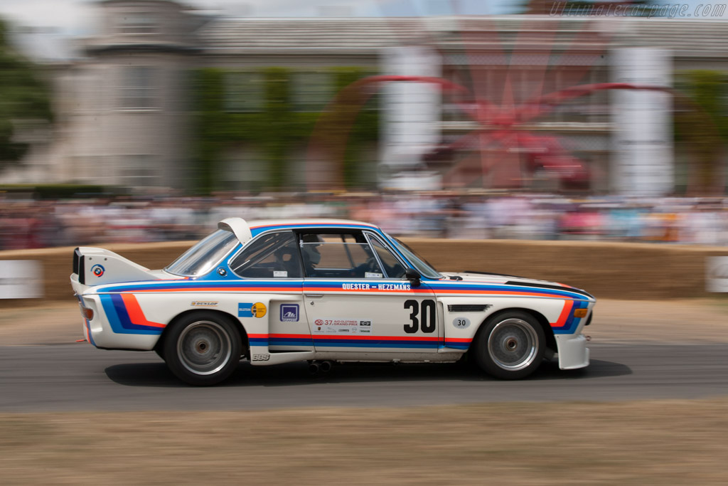 BMW 3.0 CSL Group 2 Works - Chassis: 2275998  - 2010 Goodwood Festival of Speed