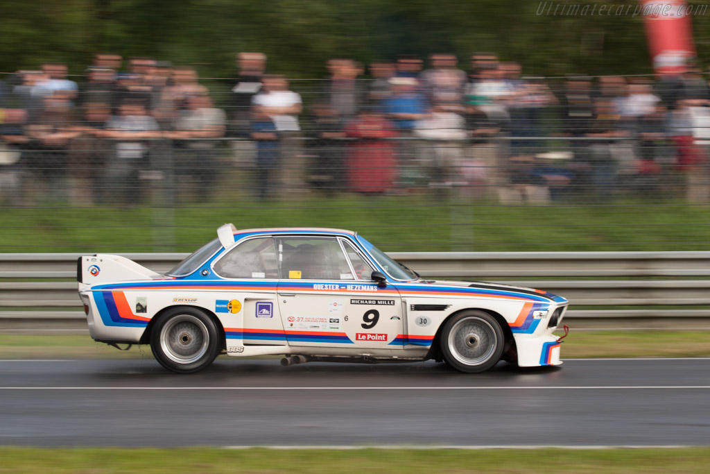 BMW 3.0 CSL Group 2 Works - Chassis: 2275998   - 2012 Le Mans Classic