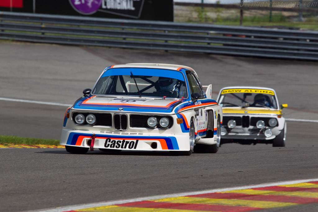 BMW 3.0 CSL Group 2 Works - Chassis: 2275998   - 2013 Spa Classic
