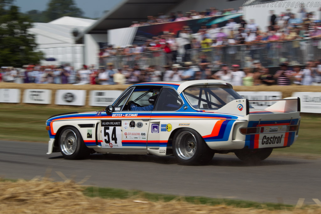 BMW 3.0 CSL Group 2 Works - Chassis: 2275998   - 2013 Goodwood Festival of Speed