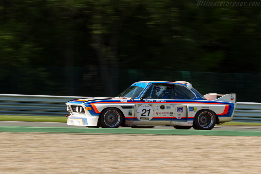 BMW 3.0 CSL Group 2 Works - Chassis: 2275998   - 2014 Spa Classic