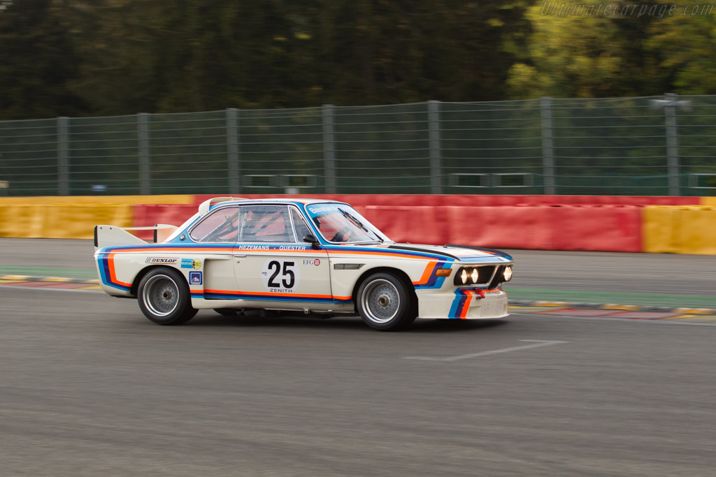 BMW 3.0 CSL Group 2 Works - Chassis: 2275998   - 2015 Spa Classic
