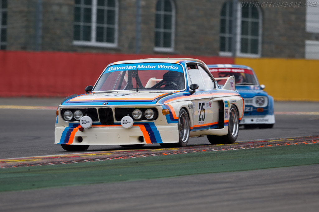 BMW 3.0 CSL Group 2 Works - Chassis: 2275998   - 2016 Spa Classic