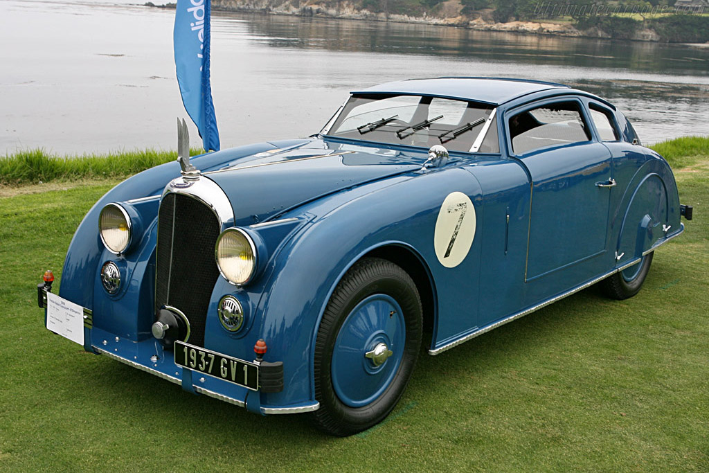 Click here to open the Voisin C28 Aerosport gallery