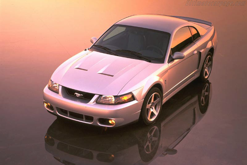 Click here to open the Ford Mustang Cobra SVT gallery