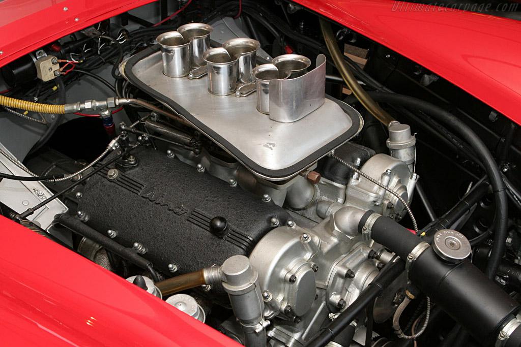 Ferrari 196 S Dino Fantuzzi Spyder - Chassis: 0776   - 2006 Goodwood Revival