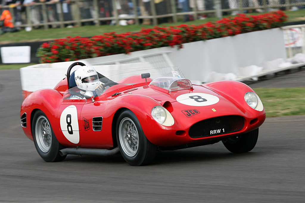 1959 Ferrari 196 S Dino Fantuzzi Spyder Images Specifications And Information