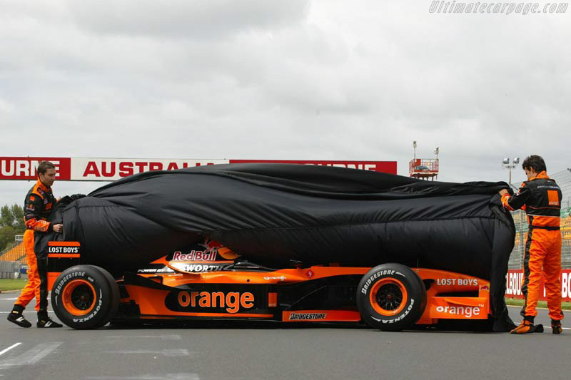 Arrows A23 Cosworth