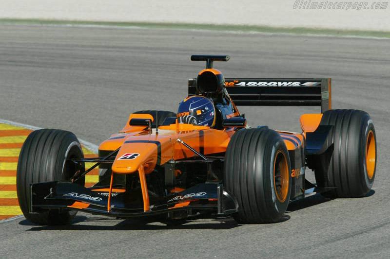 Arrows A23 Cosworth