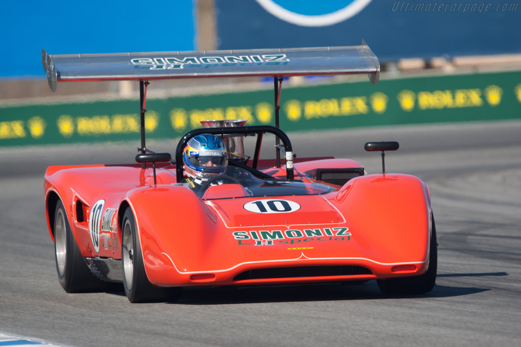 Click here to open the Lola T163 Chevrolet gallery