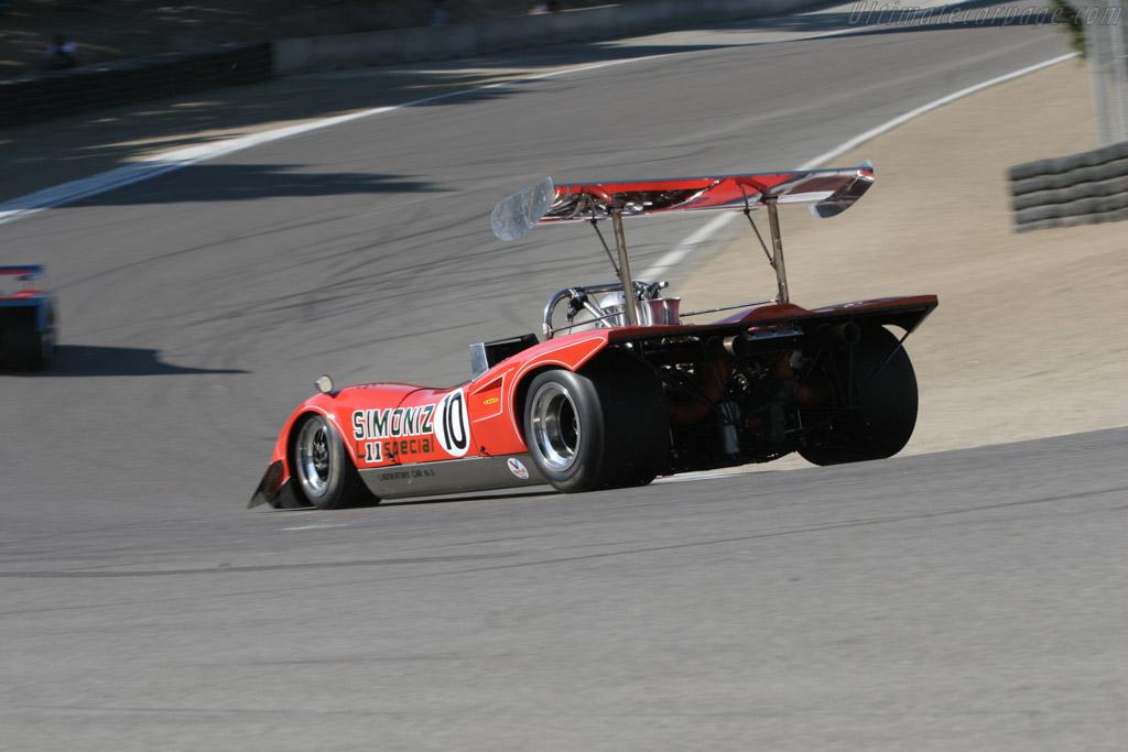 Lola T163 Chevrolet - Chassis: SL163/21   - 2005 Monterey Historic Automobile Races