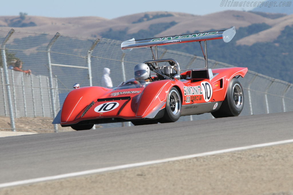 Lola T163 Chevrolet - Chassis: SL163/21   - 2005 Monterey Historic Automobile Races