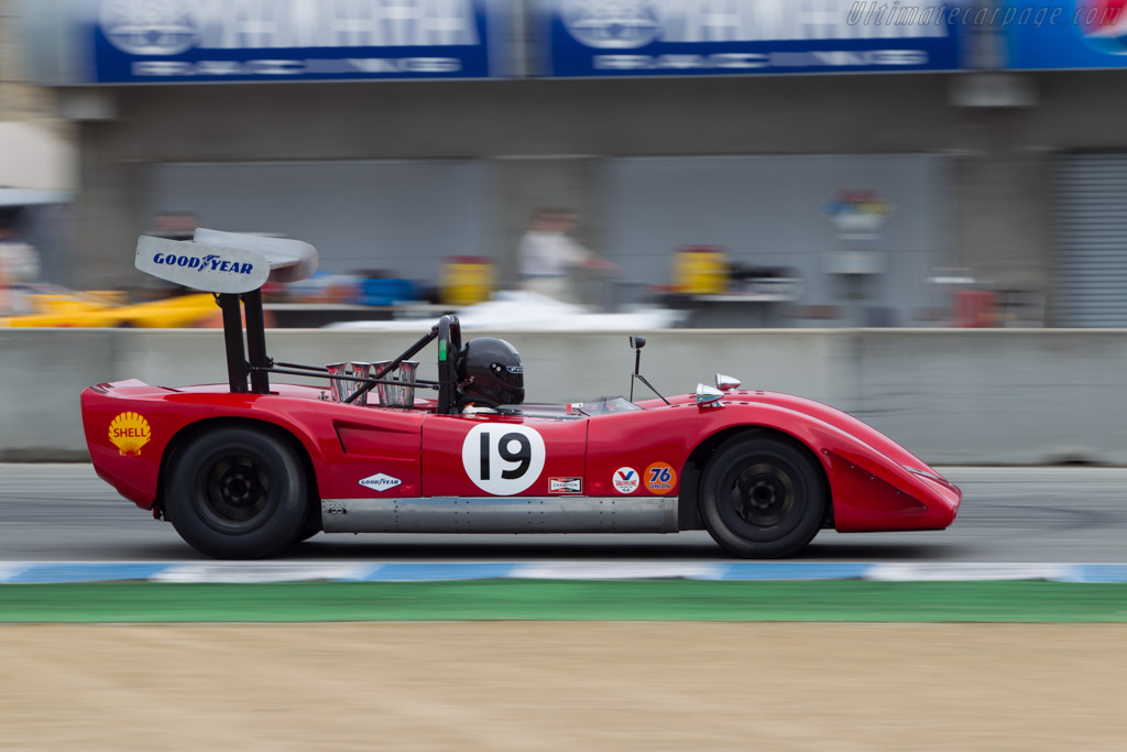 Lola T163 Chevrolet - Chassis: SL163/19   - 2014 Monterey Motorsports Reunion