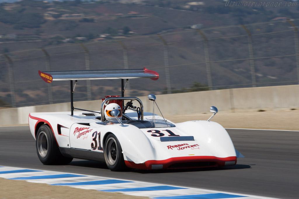 Lola T163 Chevrolet - Chassis: SL163/18   - 2008 Monterey Historic Automobile Races