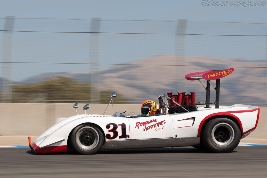Lola T163 Chevrolet - Chassis: SL163/18   - 2009 Monterey Historic Automobile Races