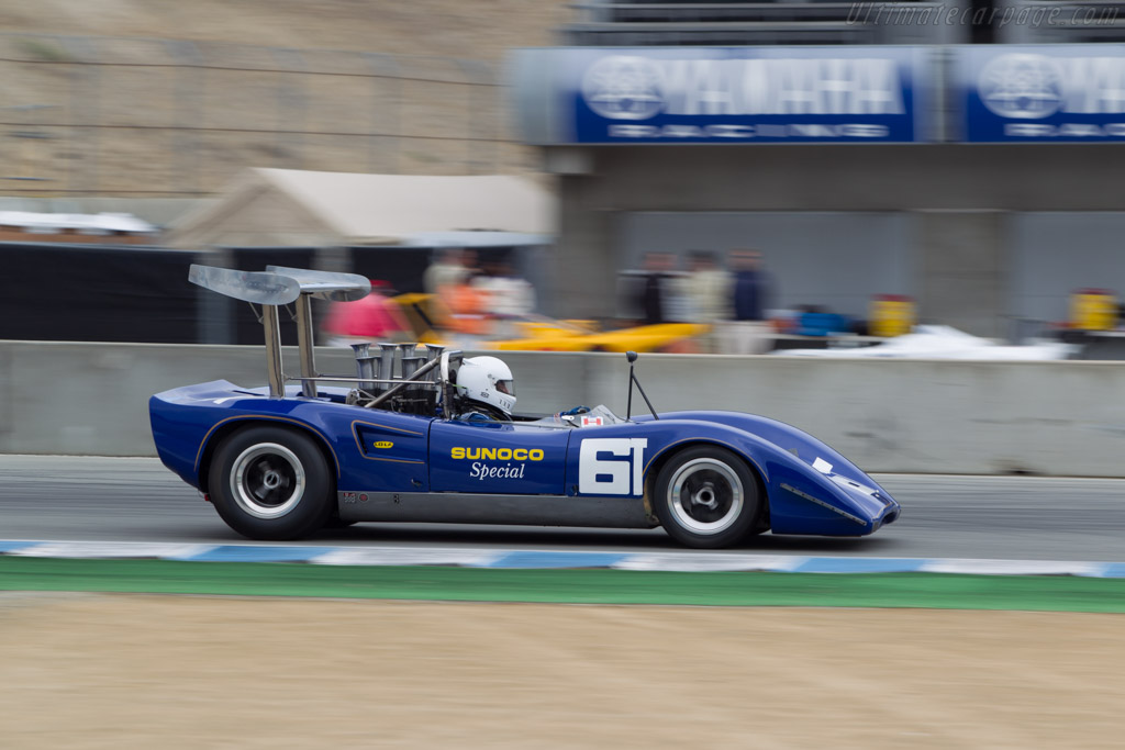 Lola T163 Chevrolet - Chassis: SL163/17A   - 2014 Monterey Motorsports Reunion