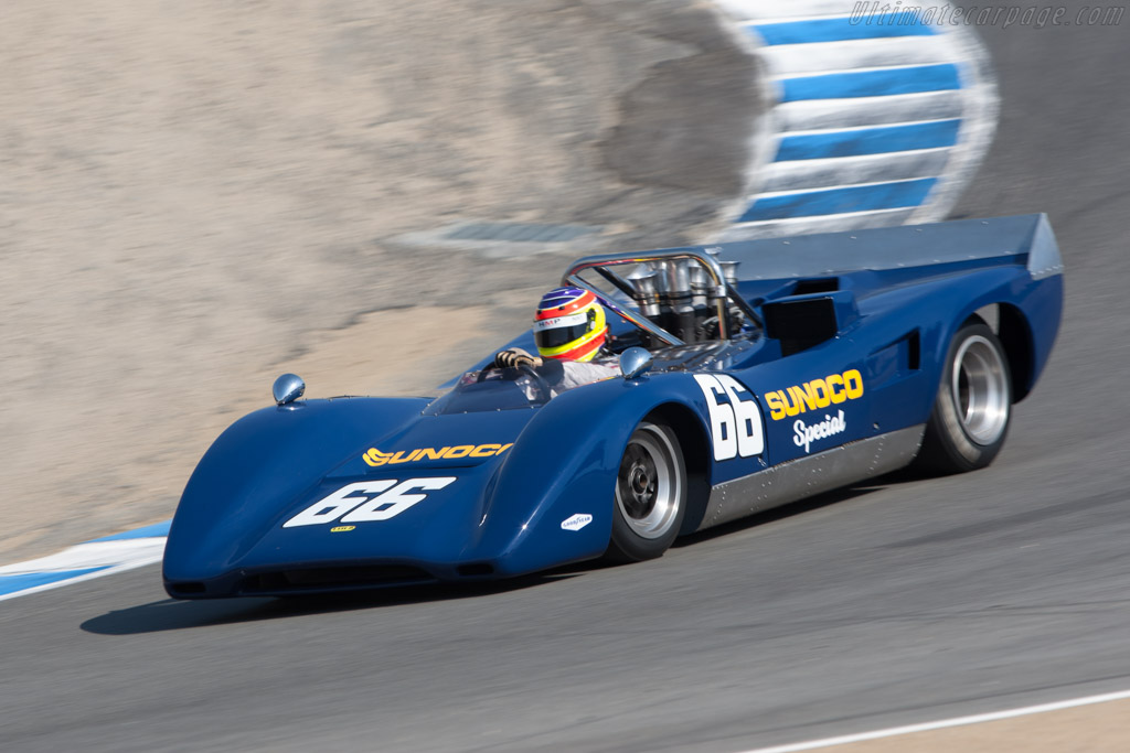 Lola T163 Chevrolet - Chassis: SL163/17   - 2009 Monterey Historic Automobile Races