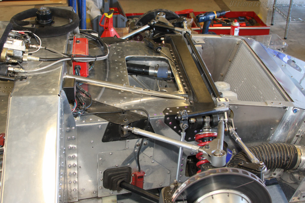 Lola T163 Chevrolet - Chassis: SL163/16   - 2009 Monterey Historic Automobile Races