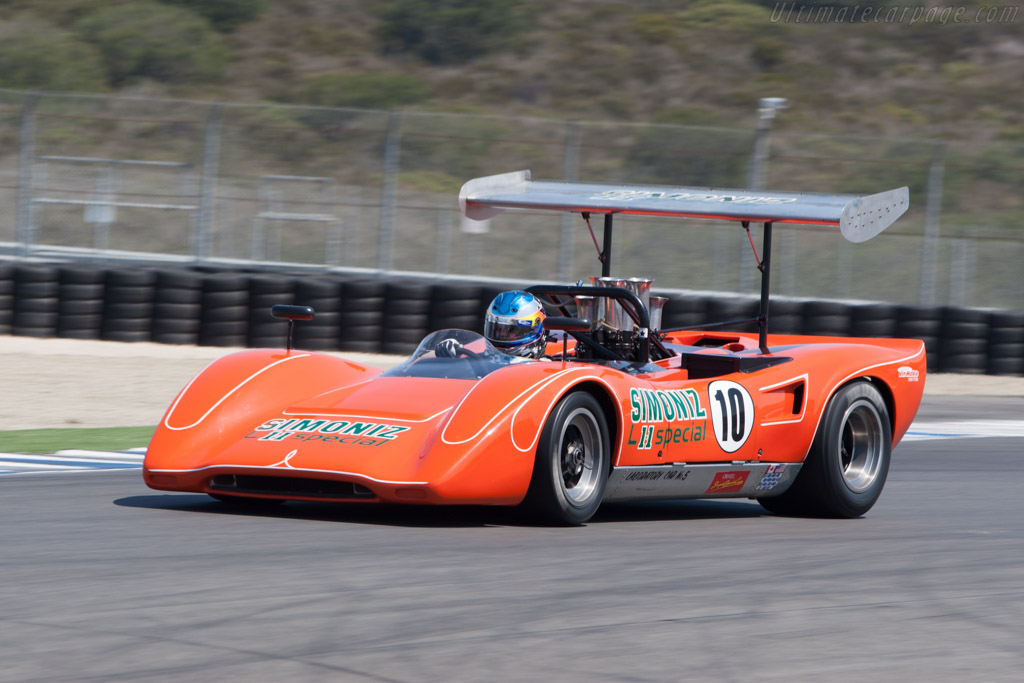 Lola T163 Chevrolet - Chassis: SL163/16  - 2009 Monterey Historic Automobile Races