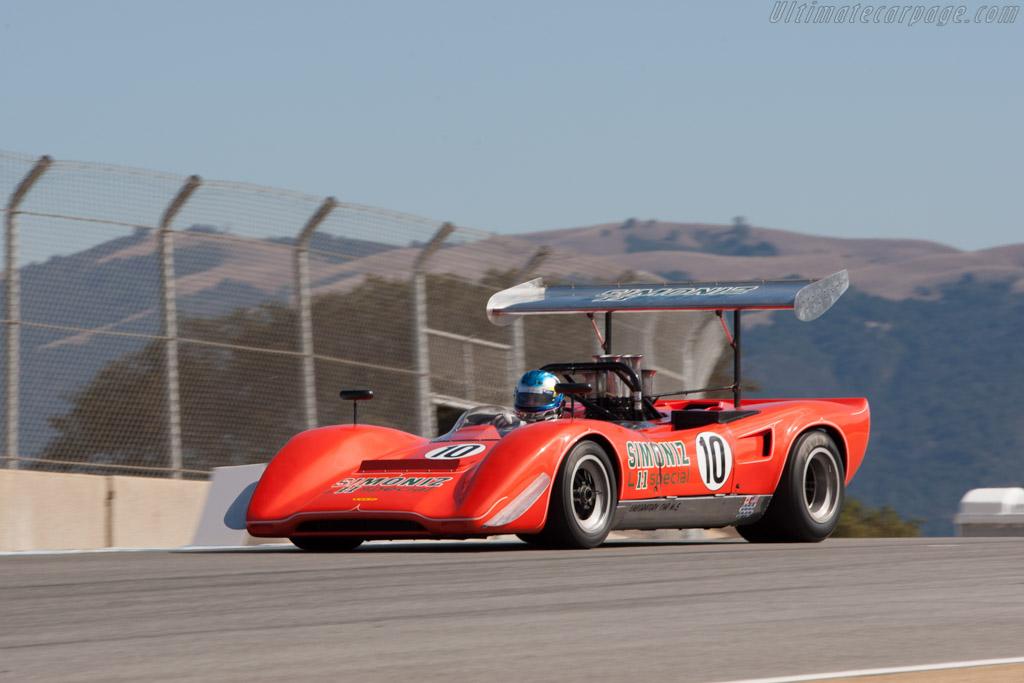 Lola T163 Chevrolet - Chassis: SL163/16   - 2011 Monterey Motorsports Reunion