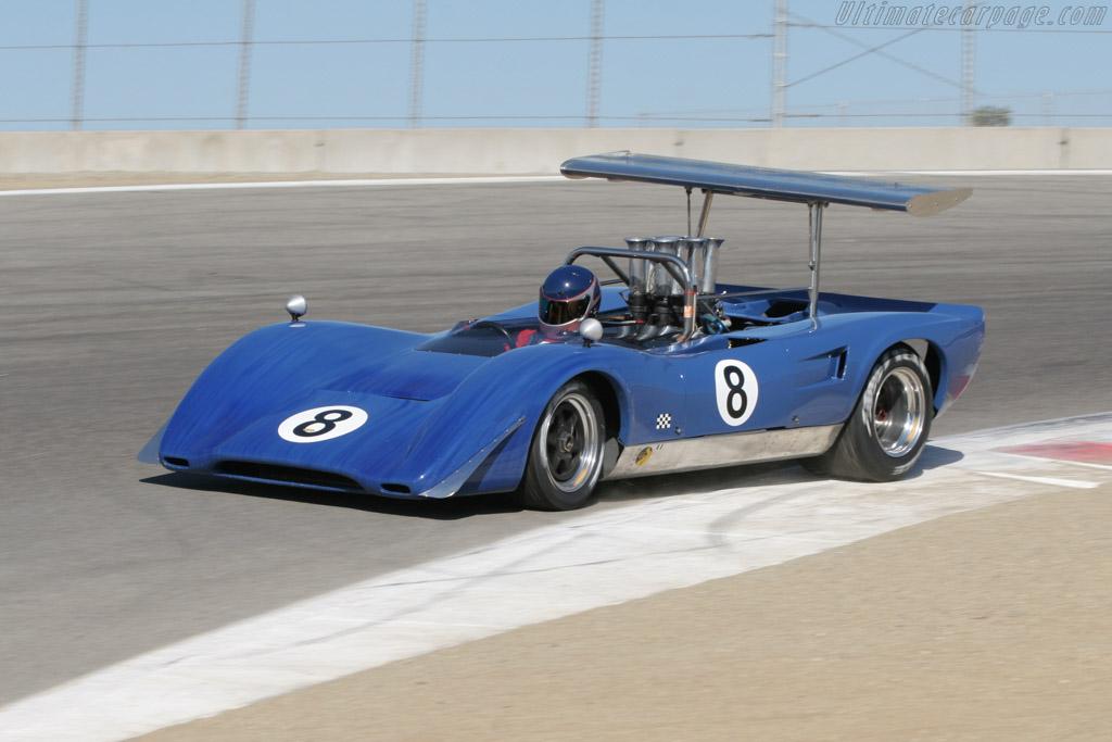 Lola T163 Chevrolet - Chassis: SL163/15   - 2005 Monterey Historic Automobile Races