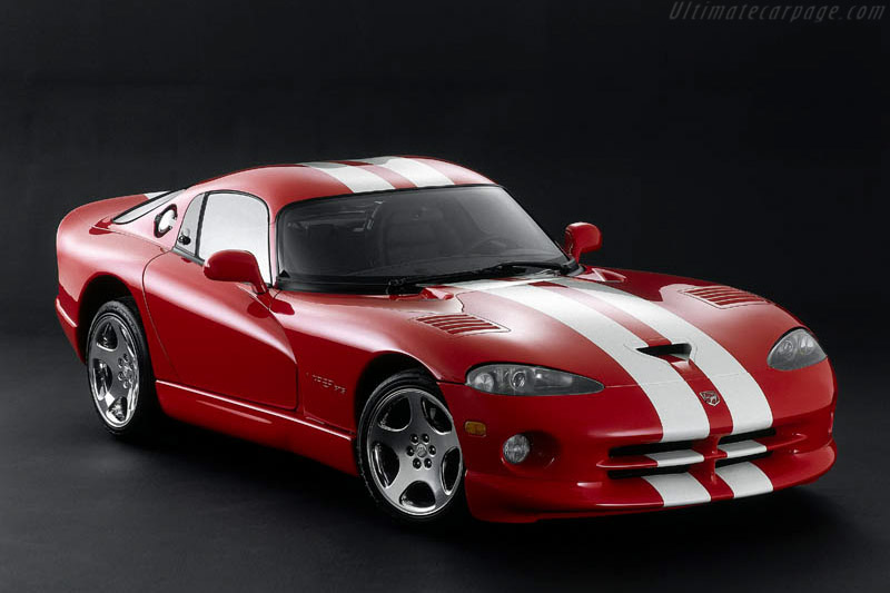 Click here to open the Dodge Viper GTS Final Edition gallery