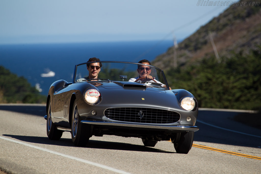 Ferrari 250 GT LWB California Spyder - Chassis: 0919GT   - 2015 Pebble Beach Concours d'Elegance