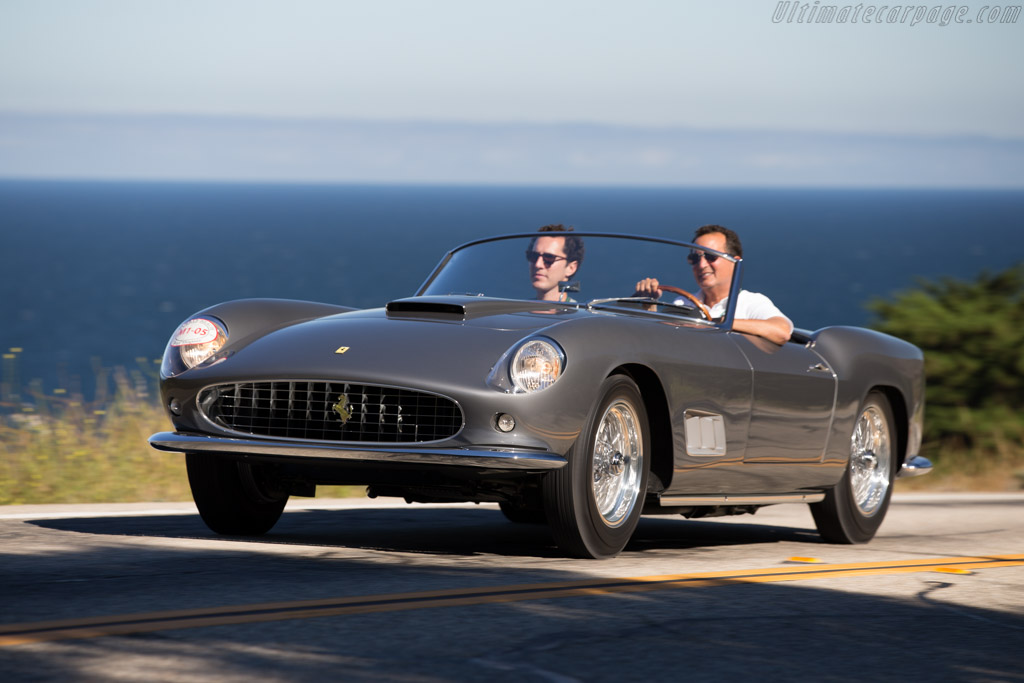 Click here to open the Ferrari 250 GT LWB California Spyder gallery