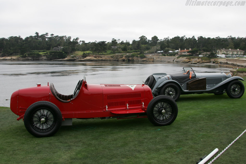 Alfa Romeo 8C 2300 Monza - Chassis: 2111046   - 2010 Pebble Beach Concours d'Elegance
