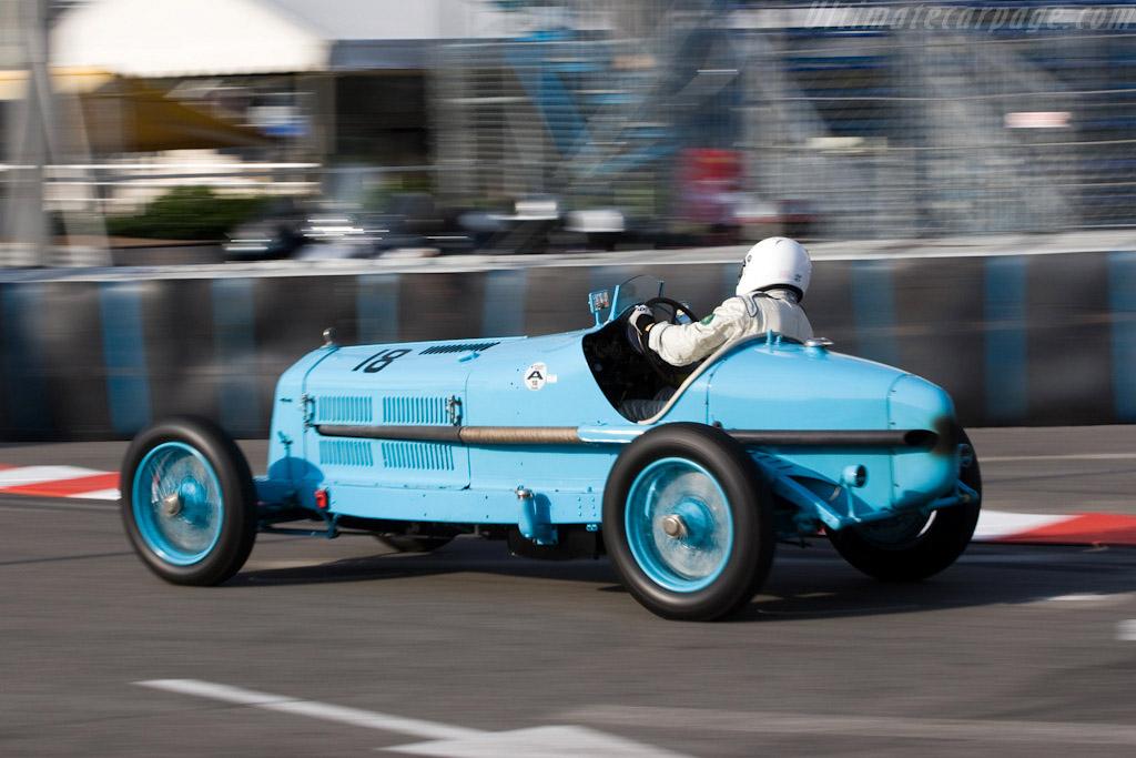 Alfa Romeo 8C 2300 Monza - Chassis: 2211097   - 2008 Monaco Historic Grand Prix