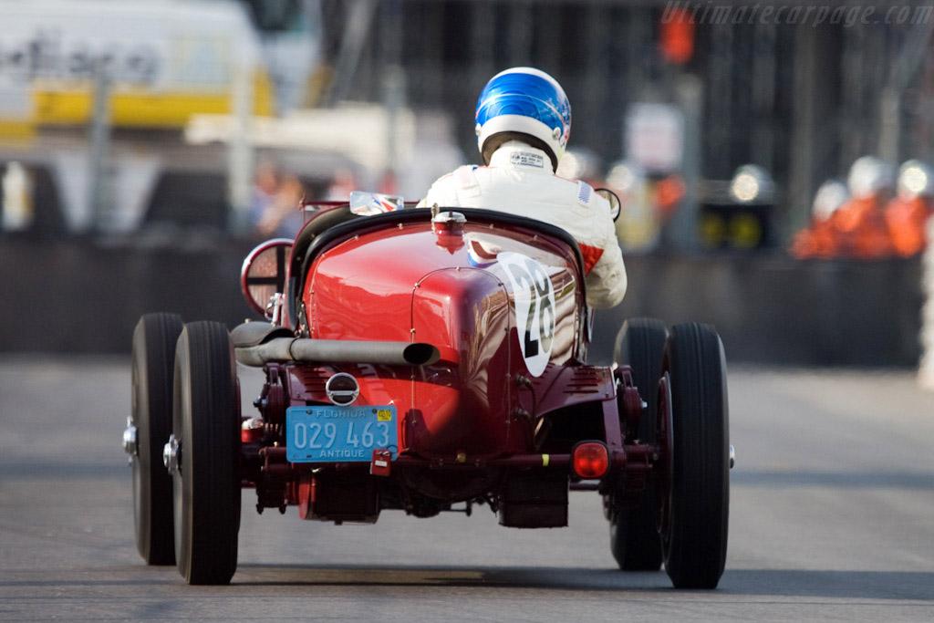 Alfa Romeo 8C 2300 Monza - Chassis: 2111042   - 2008 Monaco Historic Grand Prix