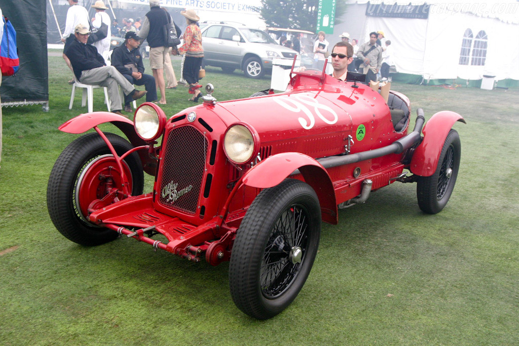 Alfa Romeo 8C 2300 Monza - Chassis: 2111032   - 2005 Pebble Beach Concours d'Elegance