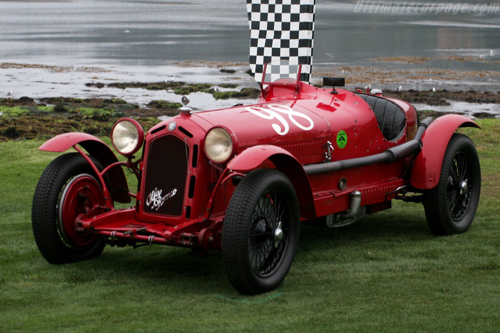 Click here to open the Alfa Romeo 8C 2300 Monza gallery