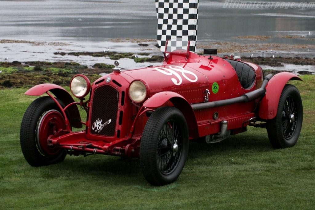 Alfa Romeo C Monza