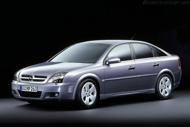 Click here to open the Opel Vectra GTS gallery