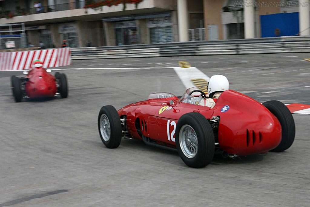 Ferrari 246 F1 Dino - Chassis: 0007   - 2006 Monaco Historic Grand Prix