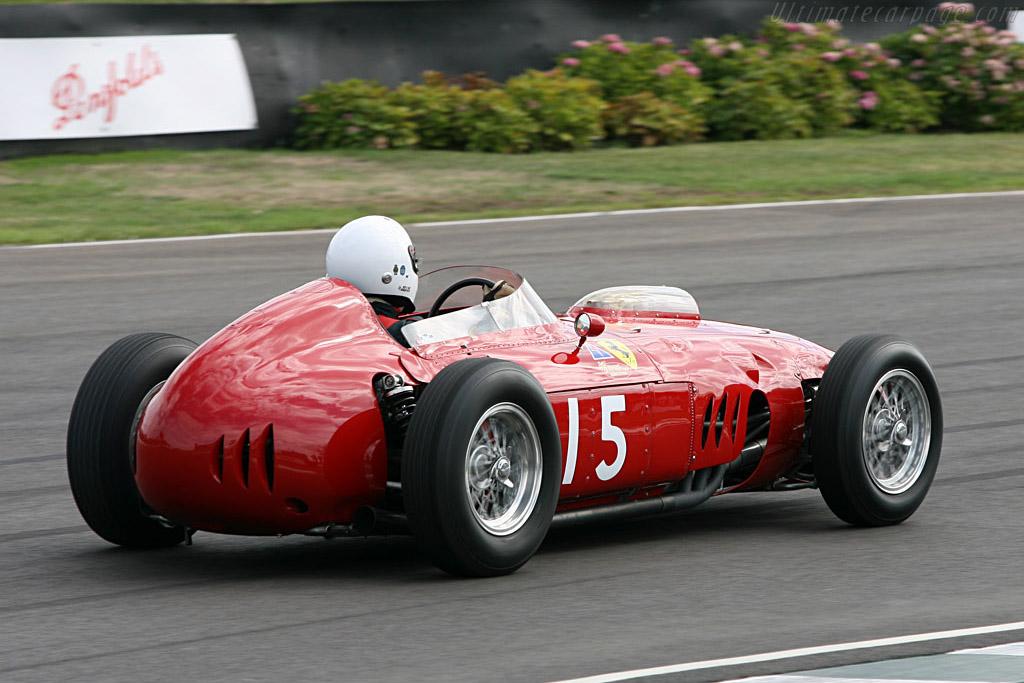 Ferrari 246 F1 Dino - Chassis: 0007   - 2006 Goodwood Revival