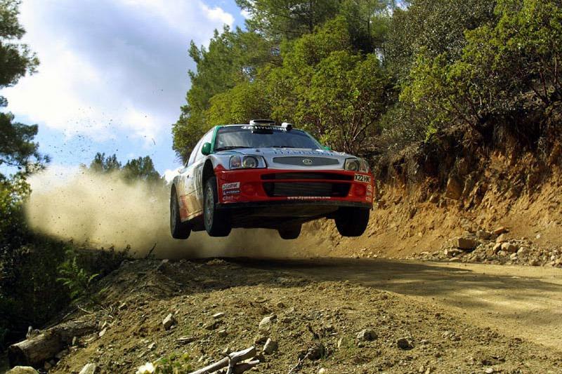 Hyundai Accent WRC 3