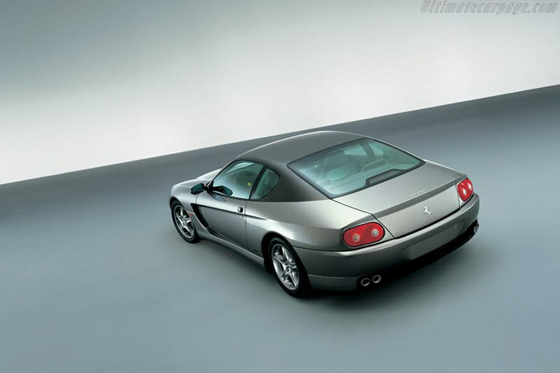 Ferrari 456GT M Scaglietti