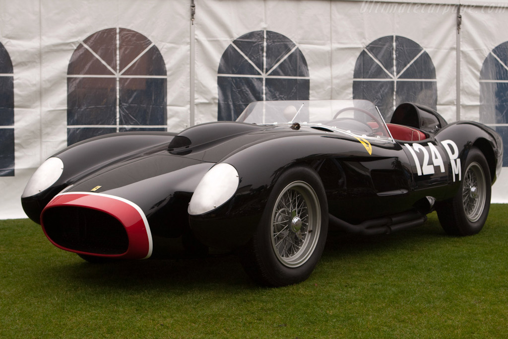 Click here to open the Ferrari 250 TR gallery