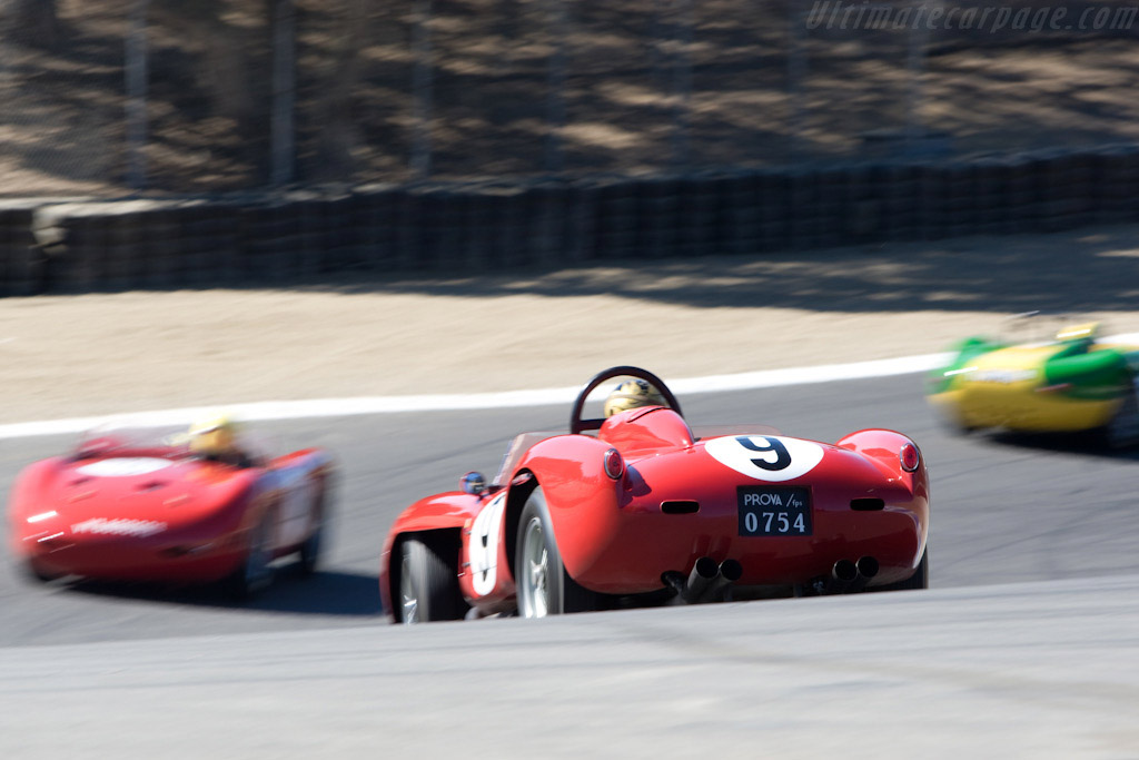 Ferrari 250 TR - Chassis: 0754TR   - 2008 Monterey Historic Automobile Races