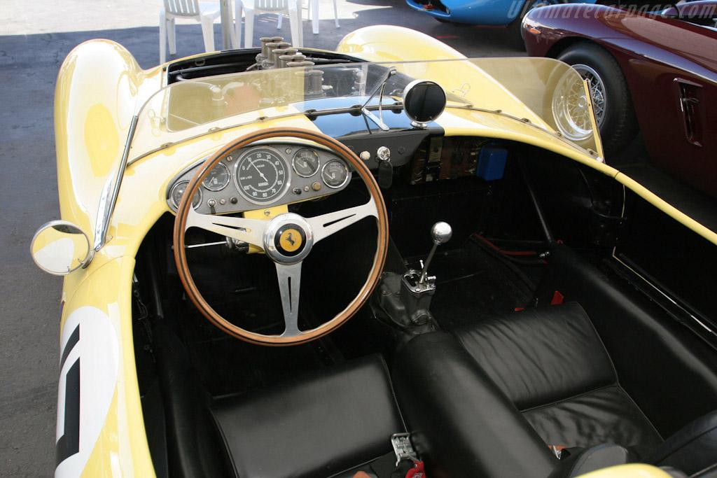 Ferrari 250 TR - Chassis: 0722TR   - 2008 Monterey Historic Automobile Races