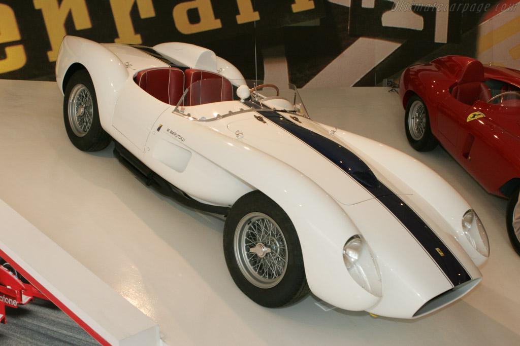 1957 - 1958 Ferrari 250 TR - Chassis 0758TR ...
