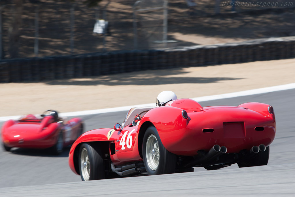 Ferrari 250 TR - Chassis: 0756TR   - 2009 Monterey Historic Automobile Races