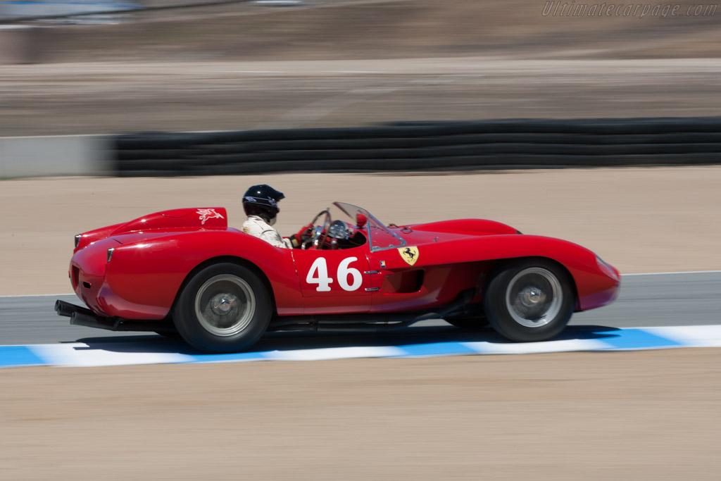 Ferrari 250 TR - Chassis: 0756TR   - 2011 Monterey Motorsports Reunion