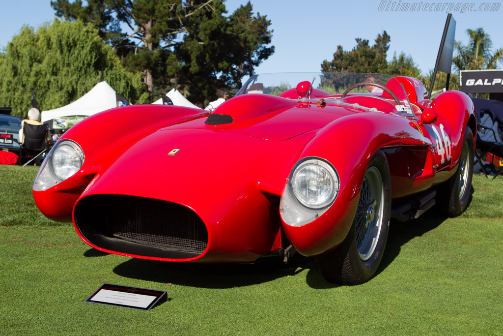 Ferrari 250 TR - Chassis: 0756TR   - 2013 The Quail, a Motorsports Gathering